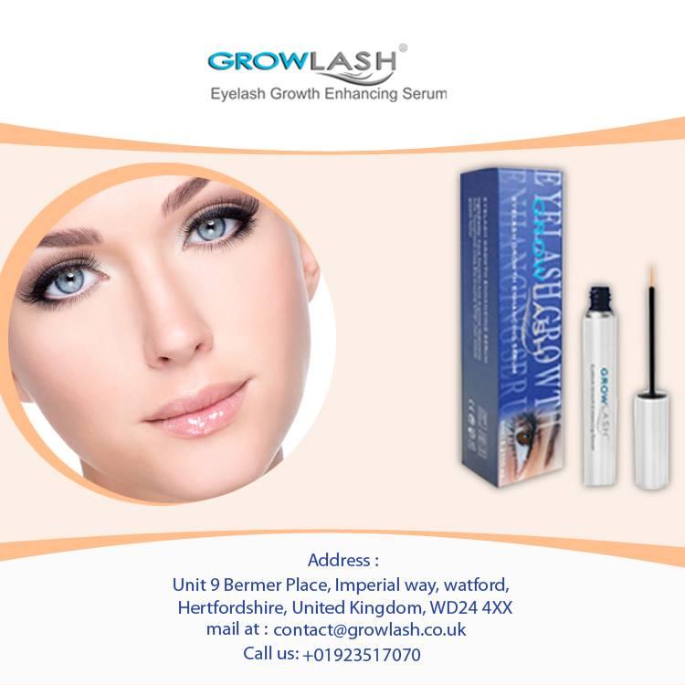 Best Eyelash Growth Products Over The Counter Growlash Eyelash