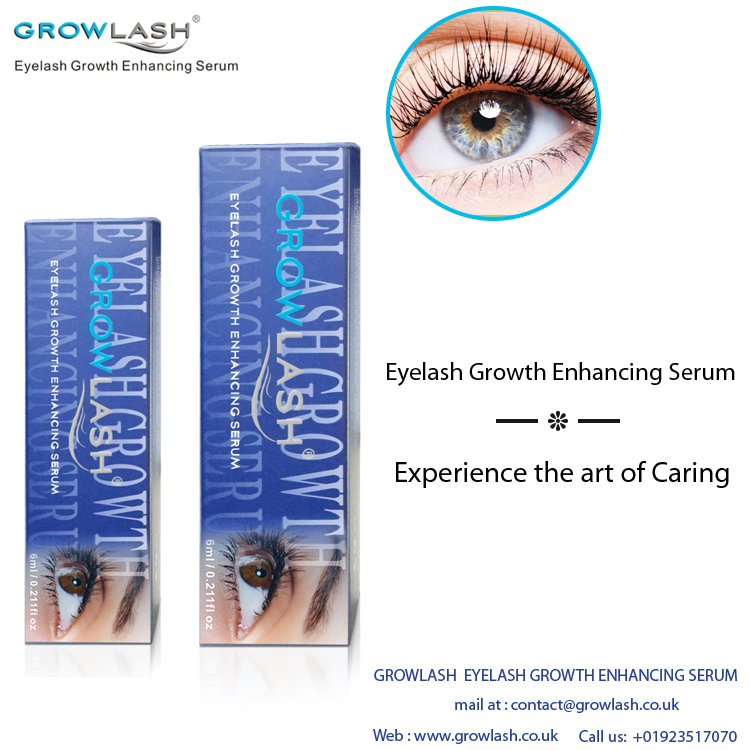 Eyelash growth enhancing serum – Right treatment to grow them thicker