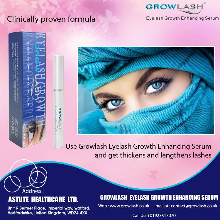 Eyelash growth enhancing serum for thick and better lashes