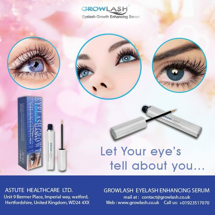 Choose Best Eyelash Growth Products for Fast Eyelash Growth