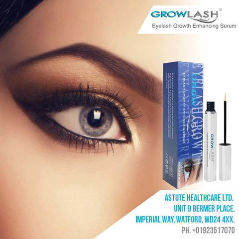 Use eyelash serum for thick and long lashes